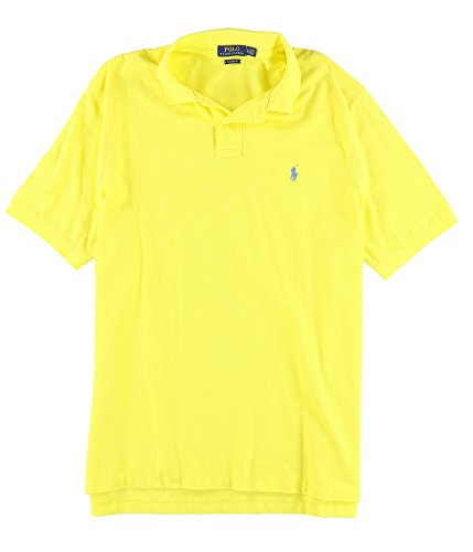 RALPH LAUREN Mens Cotton Mesh Rugby Polo Shirt beachlemo S (Cotton Mesh Rugby)