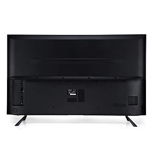 Hitachi 140 Cm (55 Inch) 4K Ultra HD Smart LED TV LD55HTS08U (Black) (2019 Model)