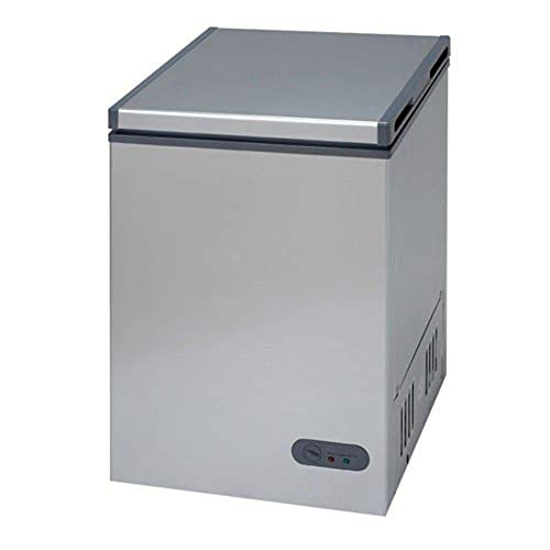 Avanti CF35B2P 3.5 cu ft Chest Freezer, Steel