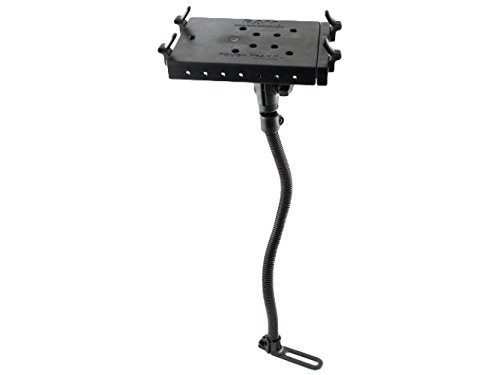 Universal No-Drill Vehicle Mount w/Netbook Tray (Ram Laptop Vehicle Mount)