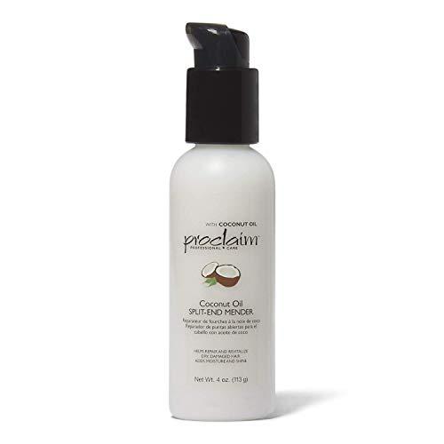 Proclaim Coconut Oil Split End Mender (Best Hair Oil For Split Ends)