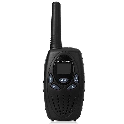 Floureon 4 Packs 22 Channel Walkie Talkies Two Way Radios 3000M (MAX 5000M open field) UHF lLong Range Handheld