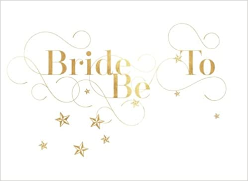bride to be gold beautiful wedding bridal shower bachelorette hen party message book keepsake scrapbook memorabilia for friends family to write