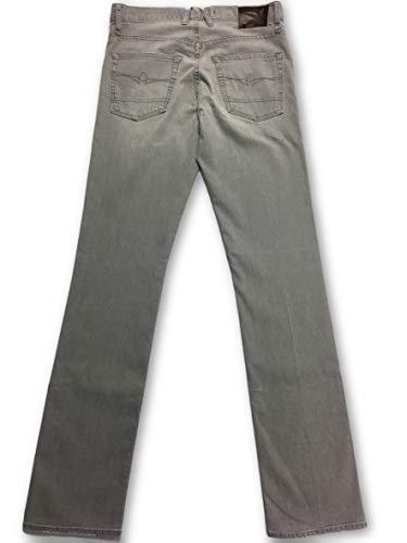 Gringo Jeans Santiago W32l34 Grey 99 In Rrp Denim £79 Agave ROPFwxP