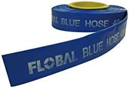 フローバル 送水ホース ブルーホース 65Φx30m FBL-65-30
