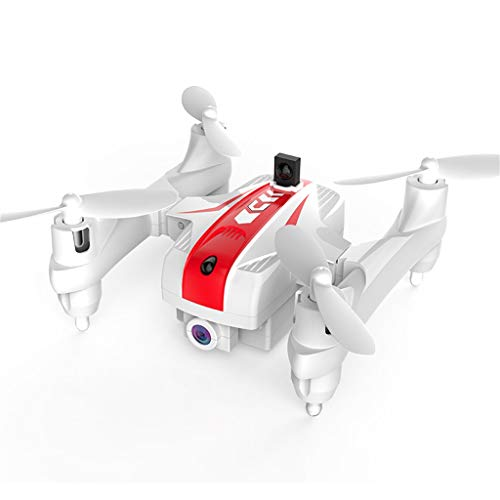 Likero Remote Control Drone AG-03S Foldable 720P Quadcopter,Headless 360 Mini Aircraft Battle Flips (Quadcopter (with Battery) x2) by Likero (Image #3)