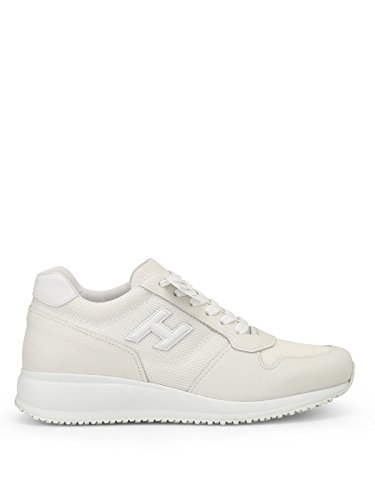 Hogan Men's HXM2460K710IUHB001 White Leather Sneakers outlet 2014 finishline cheap price shop offer cheap price discount limited edition discounts cheap price an3Qjp4h