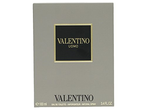 a941116bdcb8f Amazon.com   Valentino Uomo Eau De Toilette Spray for Men, 3.4 Ounce    Beauty