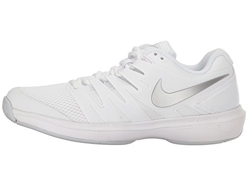 HC Donna Zoom White Scarpe Multicolore da 101 NIKE Silver Tennis Prestige Air Platinum Metallic pure W AwBqx8I