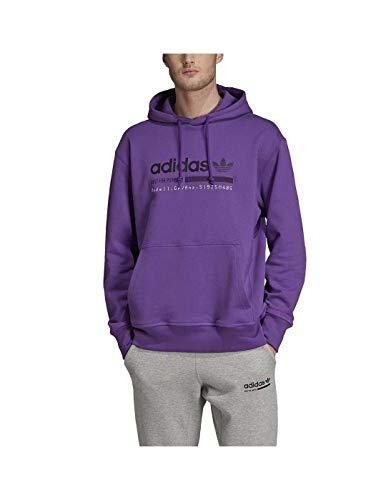 Felpa Originals Originals Purple Uomo Uomo Adidas Felpa Adidas 6XzWC6Zq