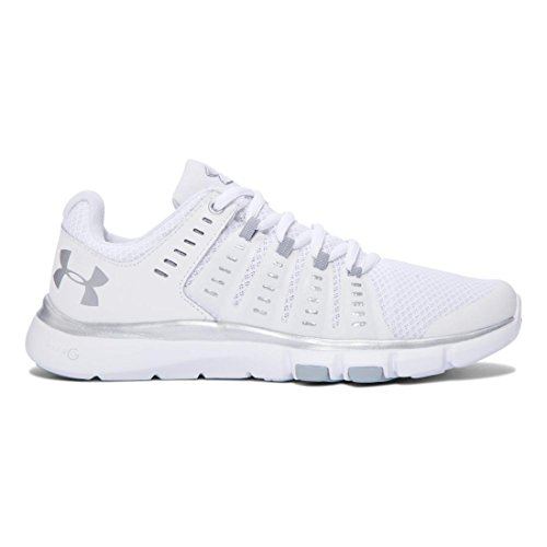 Metallic Mujer 2 Micro para Under Interior G Silver Armour Limitless para Zapatillas White Deportivas White Training gP6qX6T