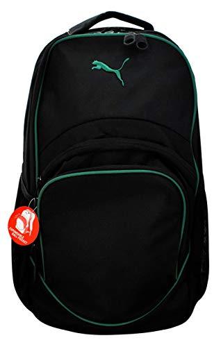 "Puma Adult Teamsport Formation Ball Backpack, Green, 20"" x 12"" x 9"""