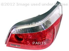 BMW OEM RIGHT REAR LIGHT, WHITE TURN INDICATOR, For 525i, 525xi, 530i, 530xi, 545i, 550i, M5 by HELLA