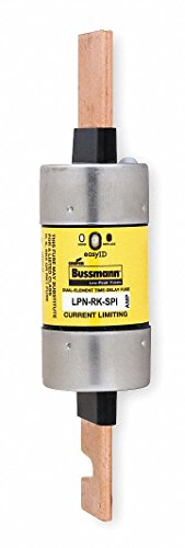 Time General Purpose Bussmann Fuse - Eaton BUSSMANN 350A Time Delay Melamine Fuse with 250VAC/DC Voltage Rating; LPN-RK-SPI Series
