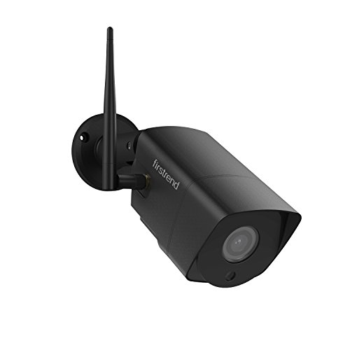 Firstrend 1080P Security Camera ONLY for Firstrend 1080P Security Camera System(Black) by Firstrend