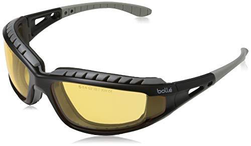 Bollé – Tracker II – Lunettes de Sécurité – Yellow Lens