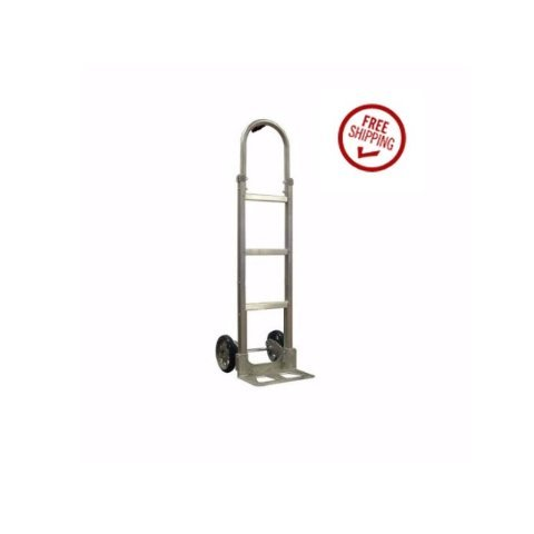 Magliner Aluminum Hand Truck with Pin Handle & 10