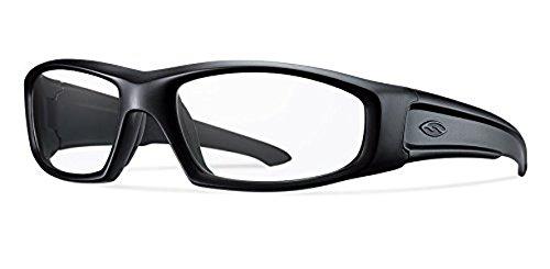 Smith Hudson Elite Sunglasses Black / Clear & Cleaning Kit Bundle Review