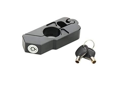 Motorcycle Grip Lock to Protect Vehicle