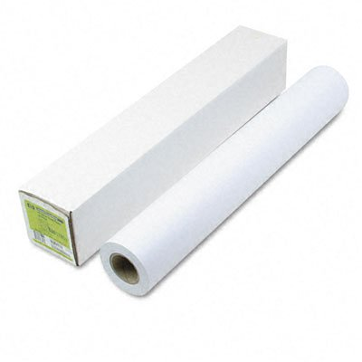 HP Designjet Large-Format Universal Bond Roll, 24in. x 150ft., 21 Lb