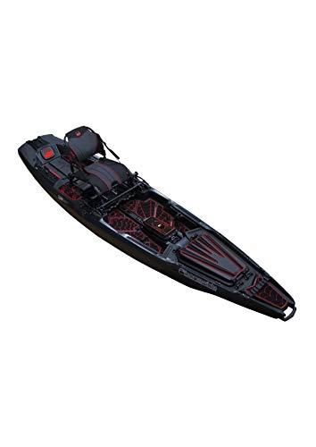 Bonafide SS127 Black Widow Limited Edition Fishing Kayak