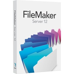 Filemaker H6324zm/a Filemaker Server 12 Multi-lang Multi-language