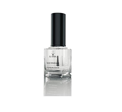 Vernis Halal El Nabil - Permeable à l'eau - compatible avec les ablutions - 13 ml Parfums El Nabil