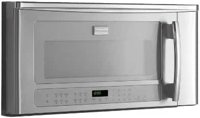 Frigidaire FPBM189KF Professional 1.8 Cu. Ft. Stainless Steel Over-the-Range Microwave