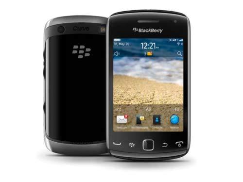 BlackBerry Curve 9380 GSM Unlocked Phone, Black (Manufacturer Refurbished from BlackBerry)