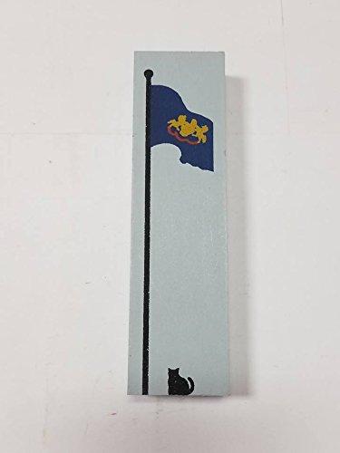 CATS MEOW VILLAGE Flag of Pennsylvania PA