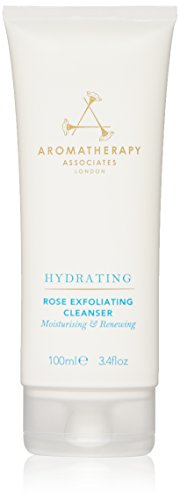 Aromatherapy Associates Hydrating Rose Exfoliating Cleanser, 3.4 Fl Oz