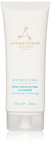 Aromatherapy Associates Hydrating Rose Exfoliating Cleanser, 3.4 Fl Oz