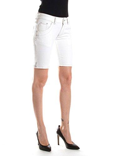 Bermuda Tessuto Jeans Unita Carrera Elasticizzato It Donna 48 Tinta Per 6YS5xvnwqH