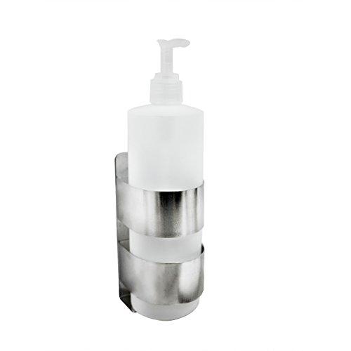 UltraSource Stainless Steel Wall Bracket for Soap Bottles, 16 ()