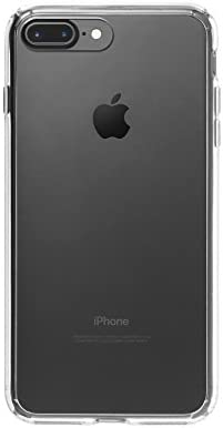 57786cfc365 AmazonBasics Mobile Case for Apple iPhone 7 Plus (Clear) at Amazon at Rs.299