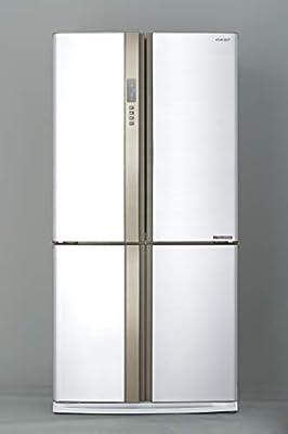 Sharp SJ-EX820FWH nevera puerta lado a lado - Frigorífico side-by ...