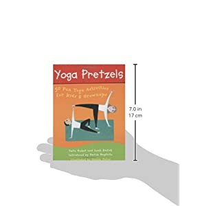 Barefoot Books Yoga Pretzels: 50 Fun Yoga Activities for Kids & Grownups (Card Deck)