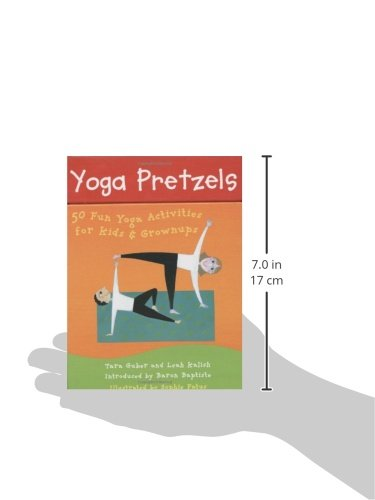 Yoga Pretzels: 50 Fun Yoga Activities for Kids and Grownups ...