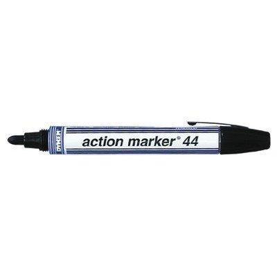 DYKEM® Action Marker® - 44 black action marker [Set of 2]