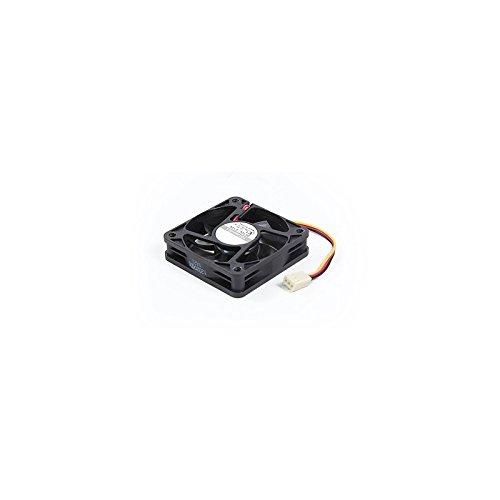 Synology Fan 60 * 60 * 15_1 Noir - Accessoires de maté riel de Refroidissement (60 mm, 60 mm, 15 mm, 30 g) FAN 60*60*15_1