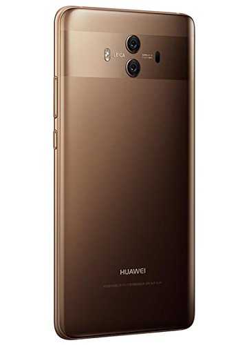 """Huawei Mate 10 64GB - Dual SIM [Android 8.0, 5.9"""" IPS LCD, Hisilicon Kirin 970 , Dual 20 MP +12 MP, 4000mAh] (Mocha Brown)"""