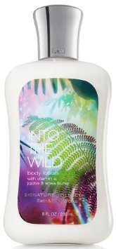 Bath & Body Works Into The Wild Signature Collection Body Lotion 8 fl oz (236 ml)