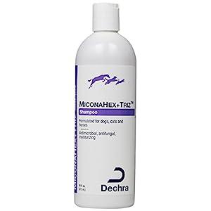 Dechra Miconahex + Triz Shampoo, 16-Ounce 56