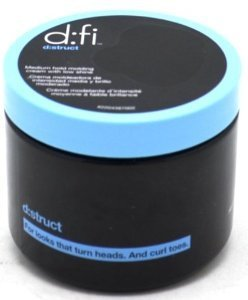D:fi Hair Distruct Pliable Molding Creme 5.3 oz (2 pack) (D Fi Pliable Molding Creme compare prices)