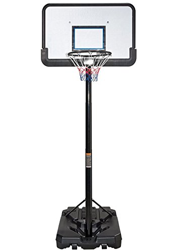 Movement God Portable Basketball Hoop with 44-Inch Backboard