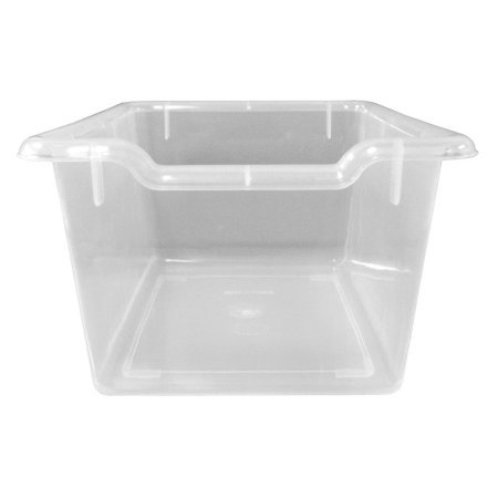 Bins for Storage Cabinet [Set of 10] Color: Clear