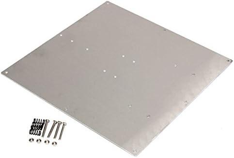 Placa de aluminio anodizado con calefacción para impresora 3D ...