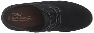 TOMS Women's Lunata Lace-Up Casual Shoe