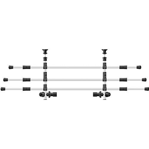 Trixie 13171 Rejilla Seguridad para Coche Ancho 96 163 cm Altura 34 48 cm Plata Negro