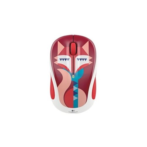 Logitech 910-004442 Wireless Mouse - Francesca Fox